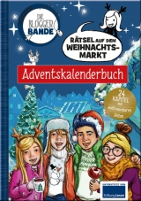 "Cover ""Adventskalenderbuch"" der Bloggerbande"