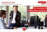Screenshot www.einfach-fuer-alle.de