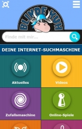 Screenshot blindekuh.de