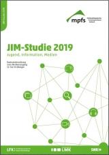 Cover JIM-Studie 2019 vom mpfs