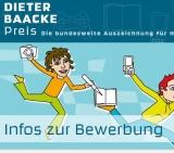 Screenshot www.dieter-baacke-preis.de