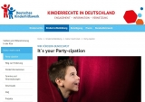 Screenshot DKHW-Förderung https://www.kinderrechte.de/