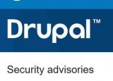 Screenshot www.drupal.org