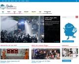 Screenshot www.duda.news