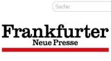 Screenshot http://www.fnp.de