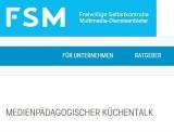 Screenshot https://www.fsm.de/de/medienpaedagogischer-kuechentalk