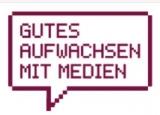 """Logo """"Gutes Aufwachsen mit Medien"""""""