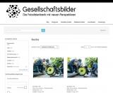 Screenshot gesellschaftsbilder.de