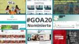 GAO Nominierte 2020 / Screenshot www.grimme-online-award.de