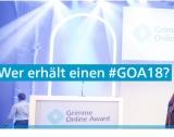 Screenshot http://www.grimme-online-award.de/