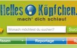 Screenshot www.helles-koepfchen.de