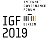 Logo Internet Governance Forum 2019