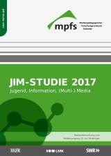Cover JIM-Studie 2017 vom mpfs