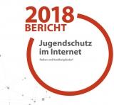 Cover Jugendschutzbericht 2018, Screenshot http://www.jugendschutz.net