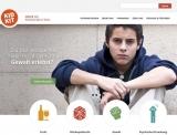 Screenshot http://kidkit.de/