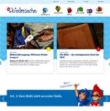 Startseite http://www.kindersache.de