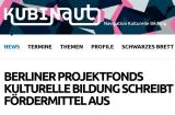 Screenshot www.kubinaut.de
