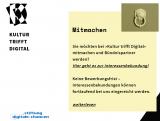 Screenshot kultur-trifft-digital.de