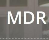 Screenshot www.mdr.de