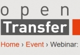 Screenshot opentransfer.de