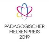 Logo Pädagogischer Medienpreis 2019