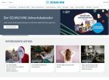Gelaunchte Webseite www.schau-hin.info
