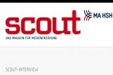 Screenshot www.scout-magazin.de
