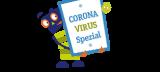 Logo Corona Spezial von Seitenstark e.V.