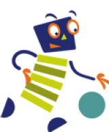 Seitenstark-Maskottchen