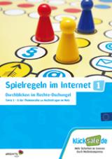 """Cover """"Spielregeln im Internet 1 – Durchblicken im Rechte-Dschungel"""""""