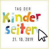 """Logo """"Tag der Kinderseiten"""" 2019"""