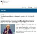 Screenshot https://www.bmbf.de