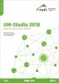 Cover JIM-Studie 2018 vom mpfs