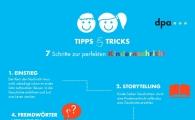 Screenshot Kindernachrichten www.dpa.com