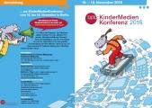 Screenshot www.kindermedienkonferenz.de