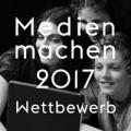 """Logo: Wettbewerb """"Medien machen"""" 2017"""