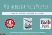 Screenshot checkdeinpasswort.de