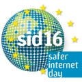 Logo Safer Internet Day 2016
