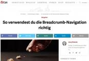 Screenshot t3n.de