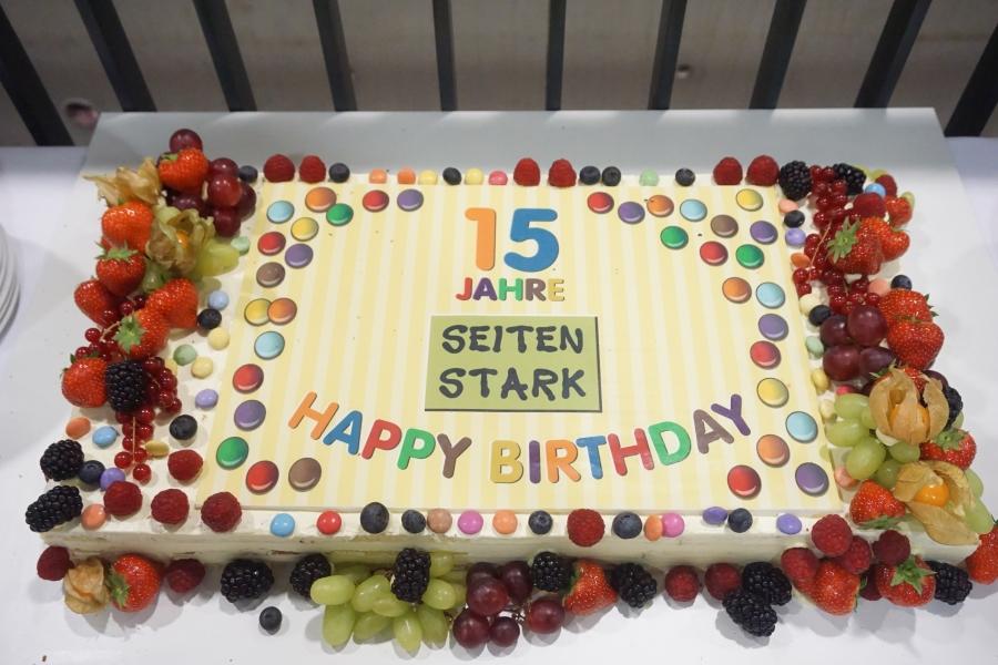 Geburtstagstorte Nr. 1