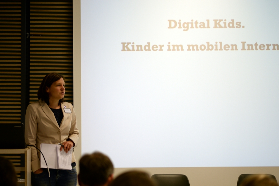 Impuls-Vortrag: Digital Kids. Kinder im mobilen Internet, Prof. Dr. Friederike Siller