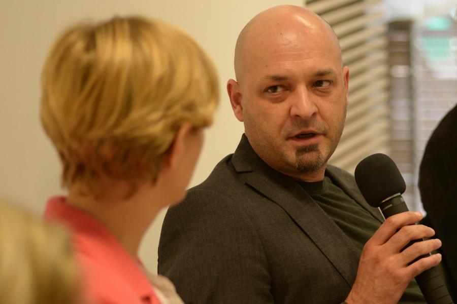Diskussionsrunde 2: Achim Lauber, Gutes Aufwachsen mit Medien, Univ. Erfurt