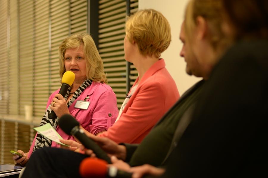 Diskussionsrunde 2: Andrea Kallweit, klick-tipps.net, Meine Startseite
