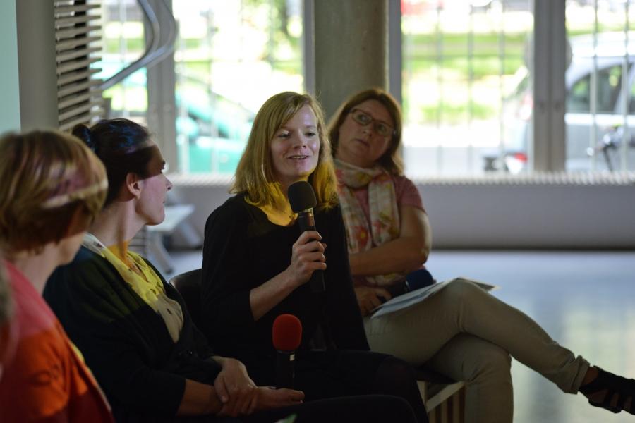Talk Kinderseiten auf dem Weg in die Mobilität. Kati Struckmeyer, knipsclub.de