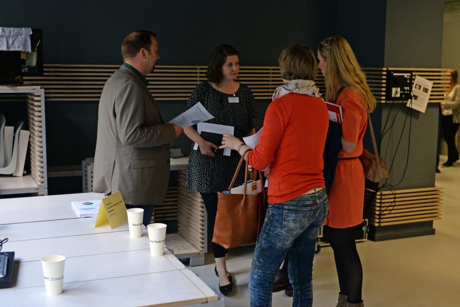 Praxisnahe Expertenberatung an Tisch 2: Technischer Hintergrund / CMS/ Webdesign:  Daniel Brochwitz