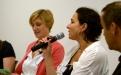 Diskussionsrunde 1: Helga Kleinen, Vorsitzende Seitenstark e.V.
