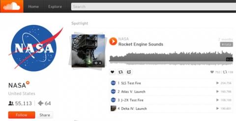 Screenshot  soundcloud.com